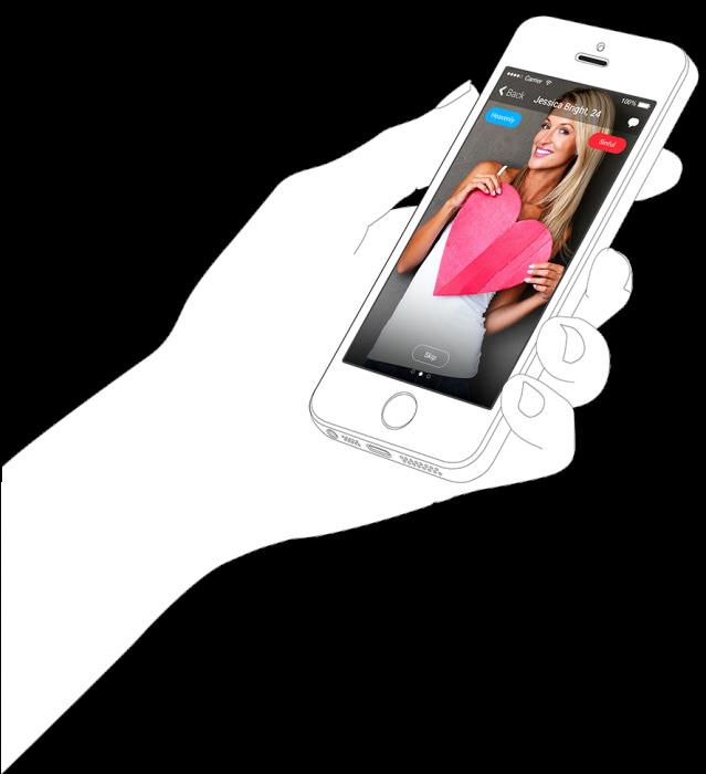 UX-UI-hand